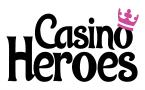 Casinoheroes nätcasino logo