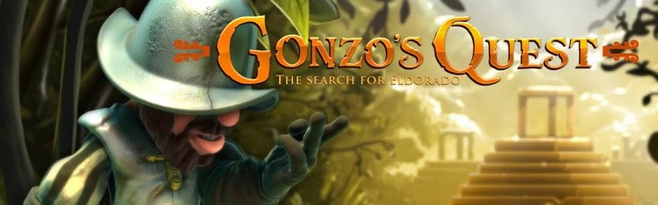 Spela nätcasino med Gonzo's Quest