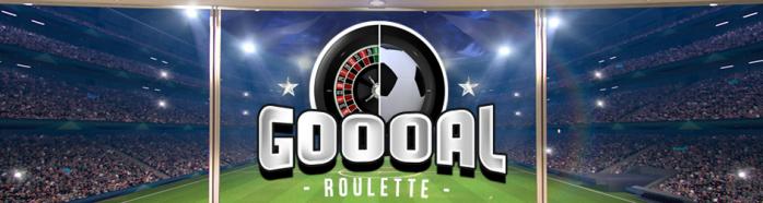 goooal roulette spel